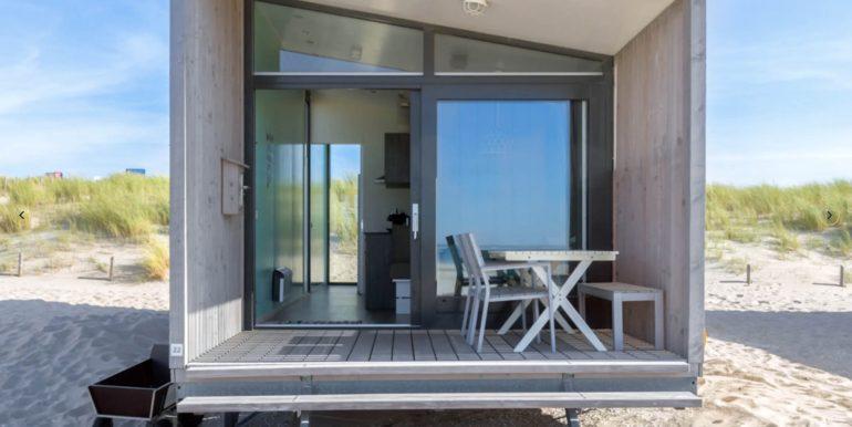 Strandhuisje Kijkduin Den Haag Largo Roompot 4