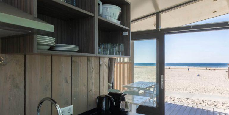 Strandhuisje Kijkduin Den Haag Largo Roompot
