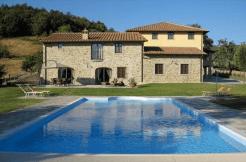 Casa Italia, Poppi (Toscane)