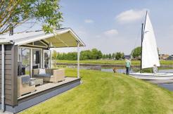 Terkaple-Hûs, Waterpark Terkaple (Friesland)