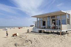 Strandhuisje Hoogduin, Cadzand (Zeeland)