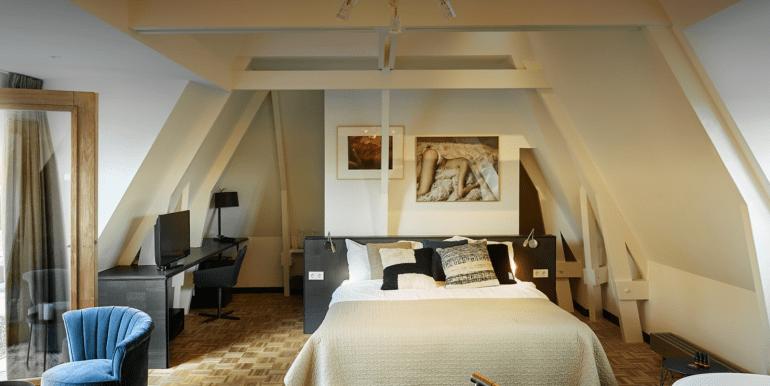 Bruidssuite hotel Bleecker bloemendaal