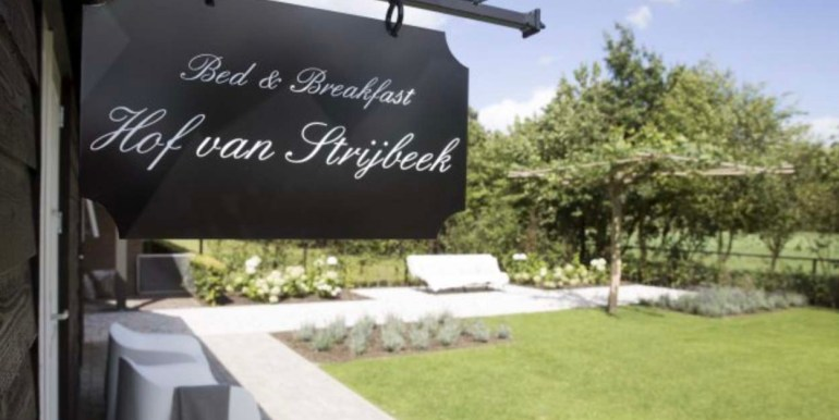 Bed and Breakfast Hof van Strijbeek Noord-Brabant 5