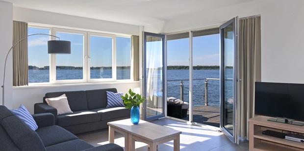 Schotsman Watersport Penthouse vakantiehuis Zeeland