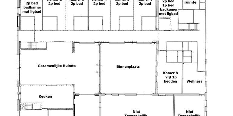 Vakantiehuis in Swolgen Limburg Groepsaccomodatie 12