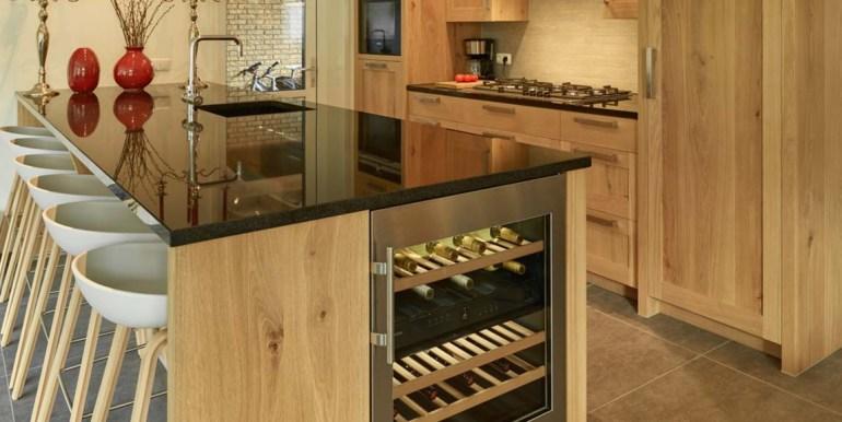 14-persoons vakantiehuis op Texel groepsaccommodatie Villa Duyncoogh met sauna 16