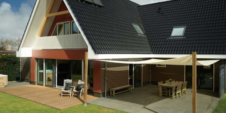 14-persoons vakantiehuis op Texel groepsaccommodatie Villa Duyncoogh met sauna 20