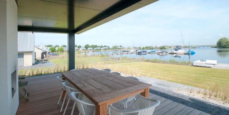 Boon Villa op Waterrijk Oesterdam | Tholen (Zeeland)