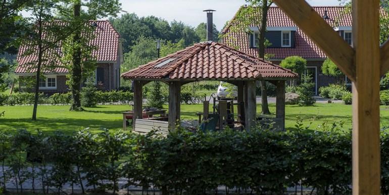 Kleilutte Enter 10-persoons vakantiehuis in Twente 5