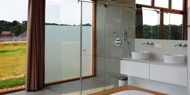 Natuurloft® Water met hottub en jacuzzi Landgoed St. Geertruid Limburg 1