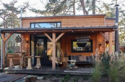 Tiny House+ vakantiehuis | Otterlo (Veluwe)