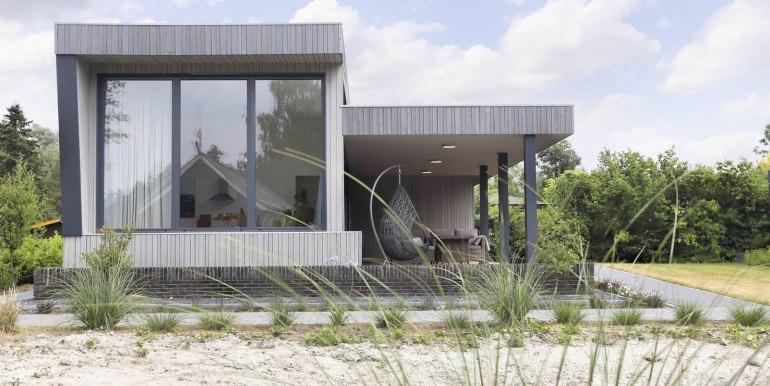 4-persoons vakantiehuis boslodge in overijssel Enter Schuttenbelt 1