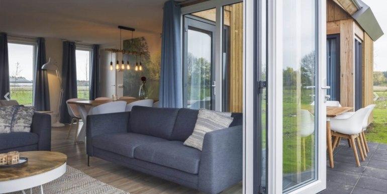 6-persoons vakantiehuis in ZeelandLARGO DOMEIN HET CAMPERVEER VEERSE MEER 5