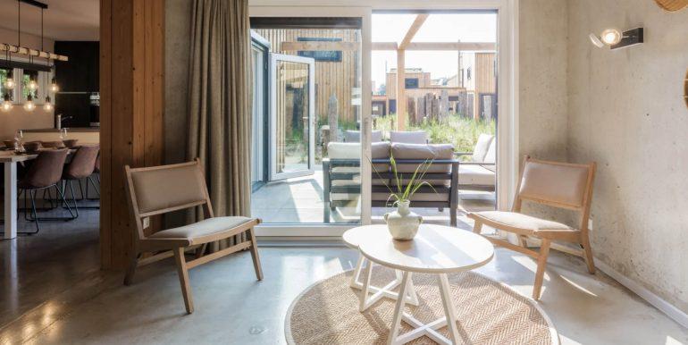 Duinlodge Noordzee Resort Vlissingen 6-persoons vakantiehuis Zeeland 7