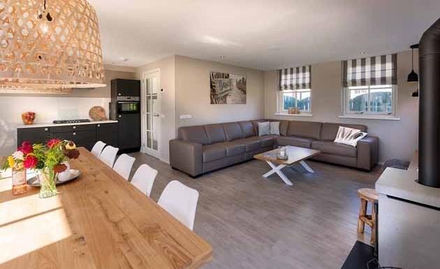10-persoons Vakantiehuis in Noordwijk - de Gouden Spar 6