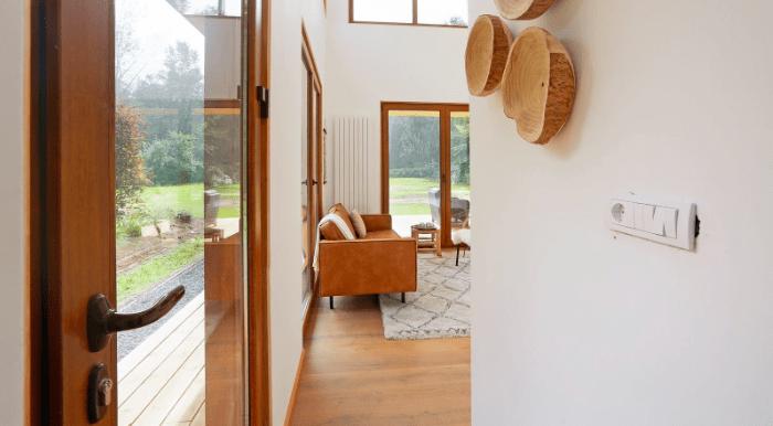 4-persoons vakantiehuis Overijssel vakantiepark 't Schuttenbelt Twente Enter 09