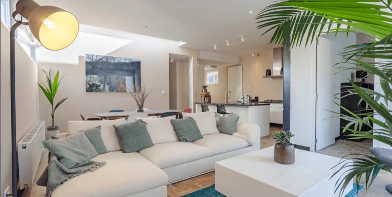 Luxe 6-persoons appartement vakantiehuis Hotel Bleecker Bloemendaal Noord-Holland 01