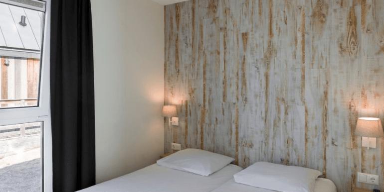 4-persoons strandhuis vakantiehuis in Zeeland Beach Resort Nieuwvliet-Bad 06