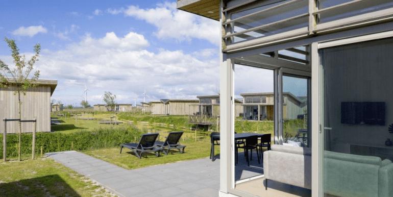 4-persoons vakantiehuis in Zeeland Water Village Roompot 07