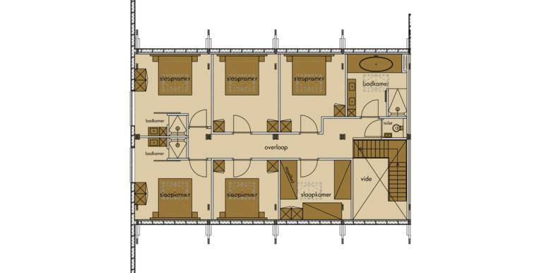 16-persoons vakantiehuis in Noord-Holland Erfgoedpark de Hoop Uitgeestermeer 26