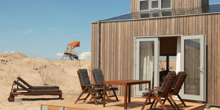 4 persoons strandhuis Landal Marker Wadden duurzaam vakantiehuis 08