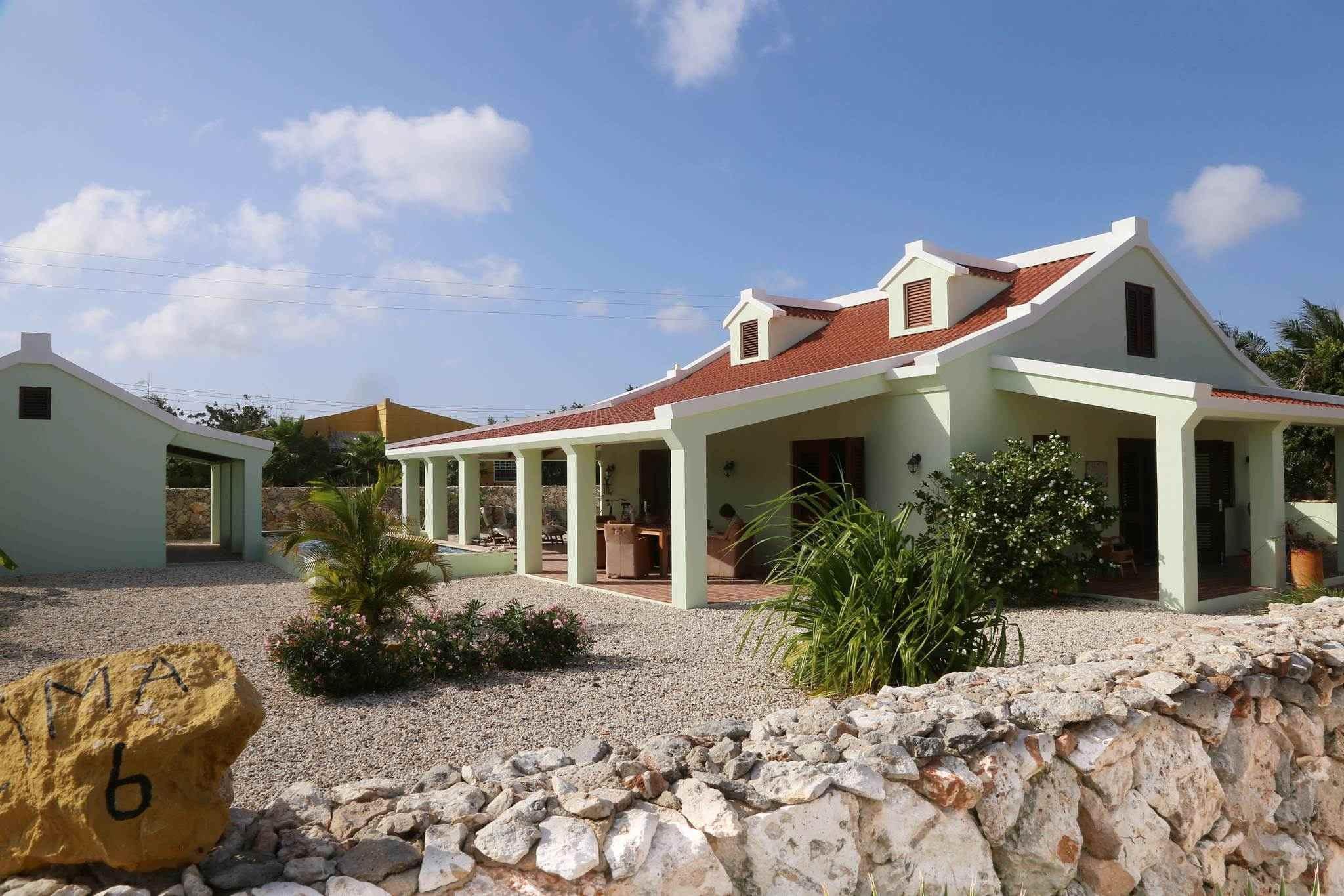 Vakantievilla Cas Bon Majeti Bonaire - Cas Bon majeti