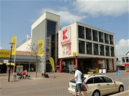 Kaufhalle in Korbach