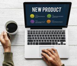 illustration strategie digitale lancement d'un nouveau produit