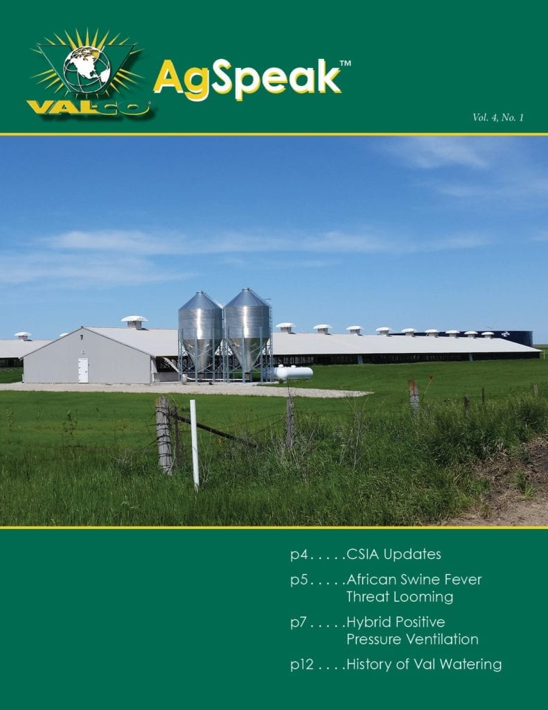 AgSpeak Magazine - Spring 2019 - VAL-CO