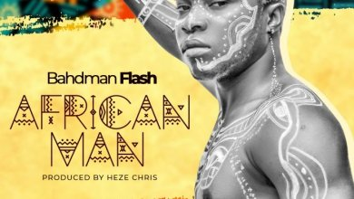 Bahdman Flash – African Man