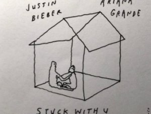 Ariana Grande & Justin Bieber – Stuck with U Lyrics