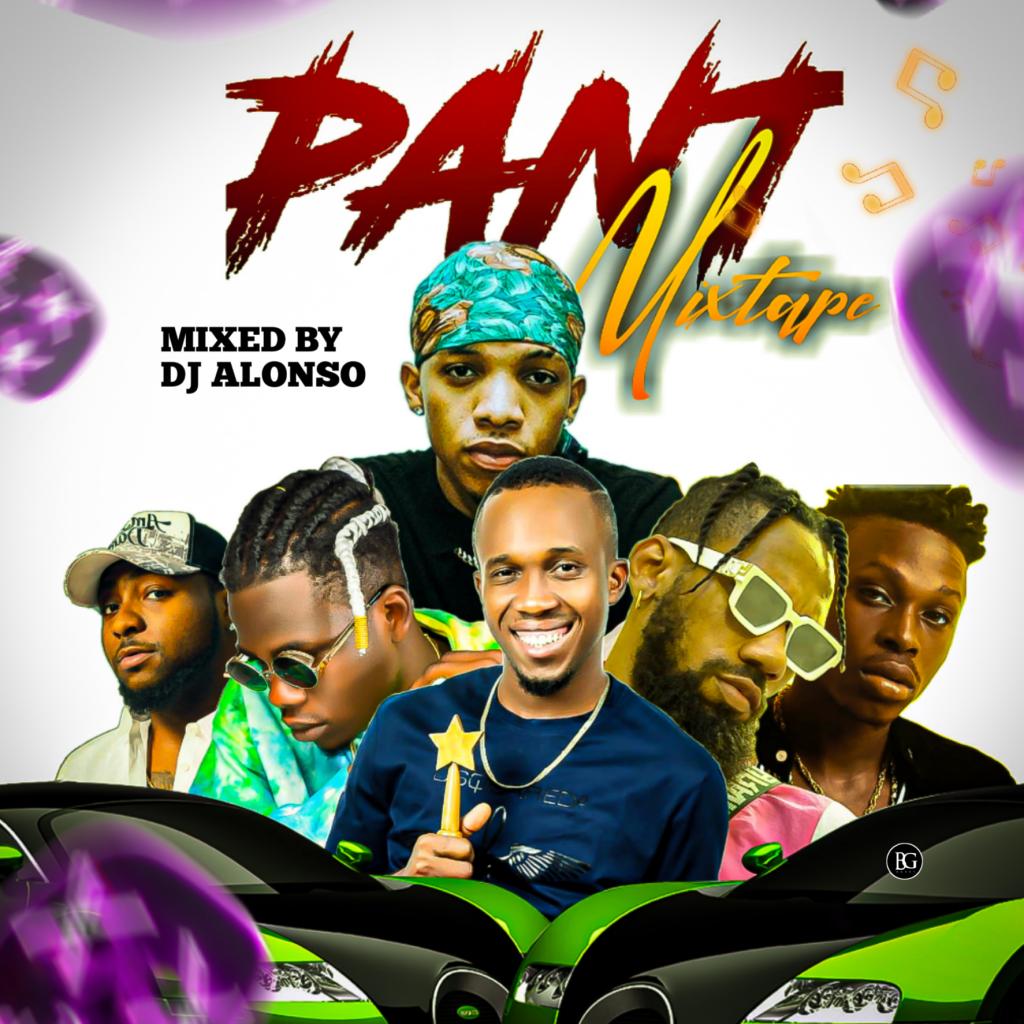 DJ Alonso – Pant Mix (Mixtape)