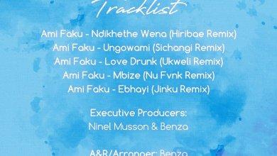 Ami Faku & EA Waves – Ndikhethe Wena (Hiribae Remix)