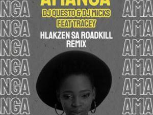 Dj Questo & Dj Micks – Amanga Ft. Tracey (Hlakzen SA Roadkill)