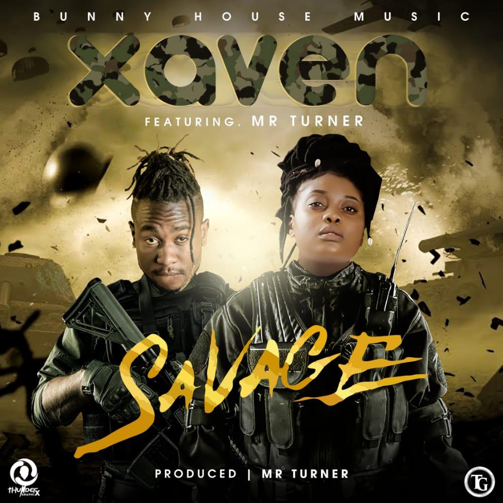 Xaven ft. Mr Turner- Savage