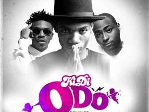 Kidi – Odo (Remix) ft. Davido & Mayorkun