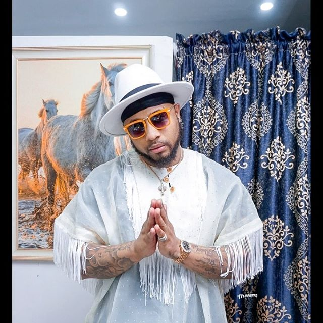 B-Red Ft. 2Face – Kingdom Come