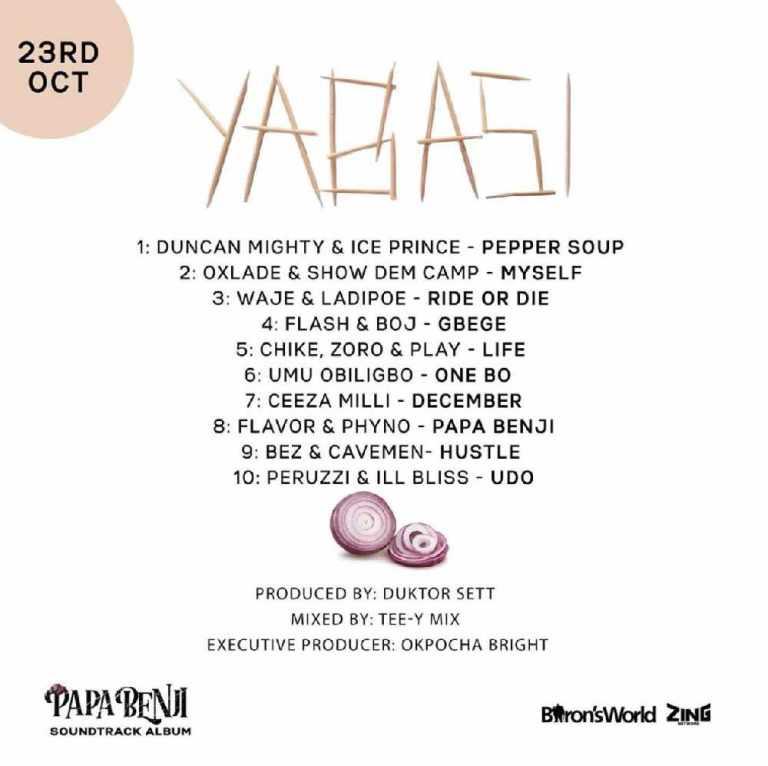 Basketmouth ft Flash & BOJ – Gbege