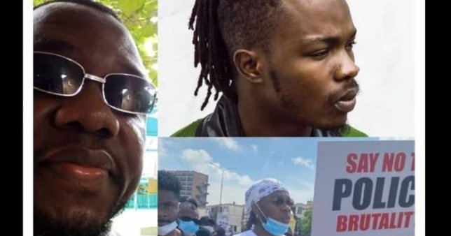 Naira Marley Is A Coward, He Was Settled To Pull Out Of The Protest – Wave FM OAP DaOSquare Blows Hot