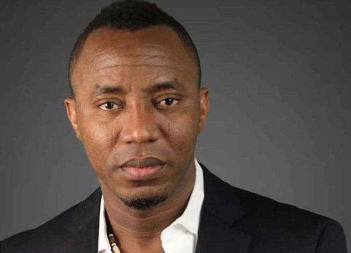 Omoyele Sowore Reportedly Sent Home By #EndSars Protesters