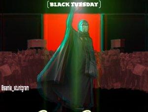 Samie Stunt – Green Red Green (Black Tuesday)