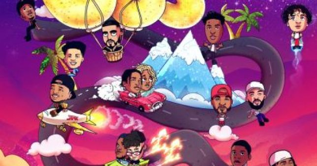 French Montana Ft. Benny The Butcher – Wave Blues