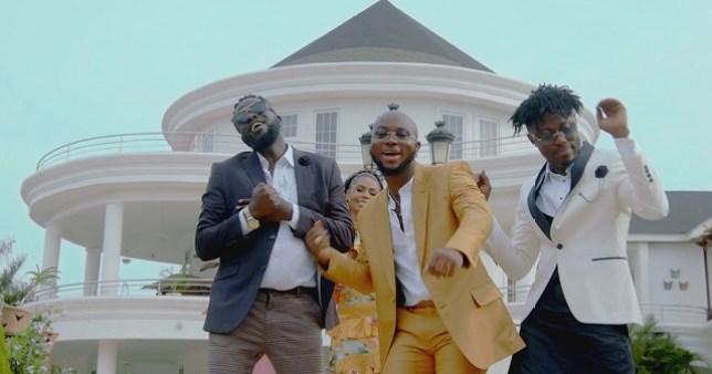 VIDEO: Killbeatz ft. Ofori Amponsah, King Promise – Odo Nti