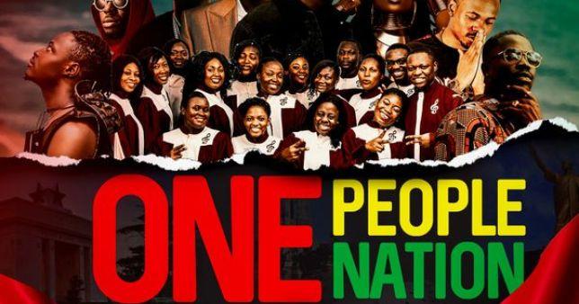 Stonebwoy Ft. King Promise, Darkovibes & Efya – One People, One Nation