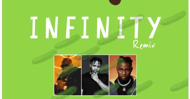 DJ Flex Ft. Olamide & Omah Lay – Infinity (Afrobeat Remix)