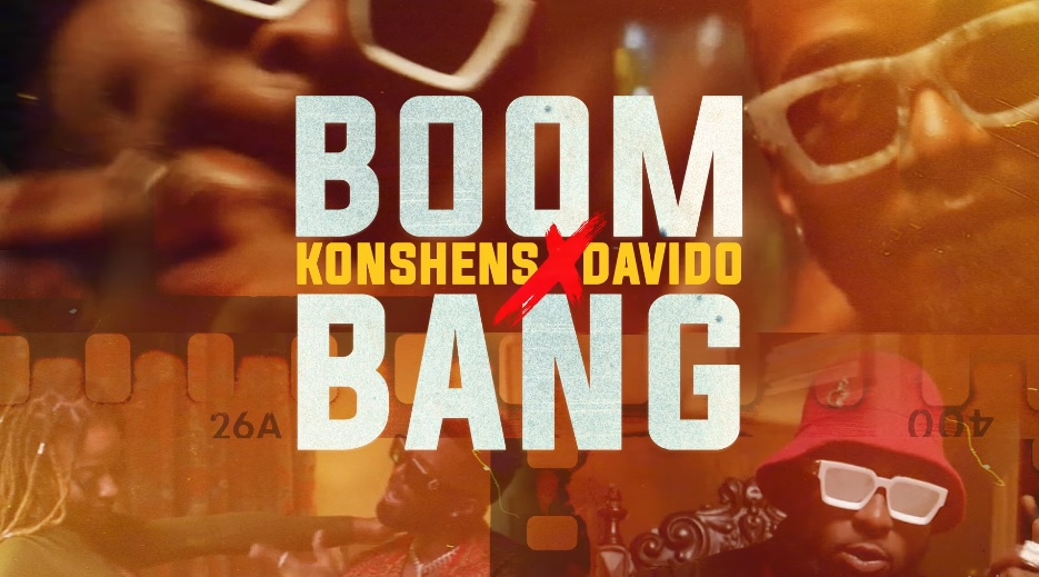 Konshens ft Davido Boom Bang