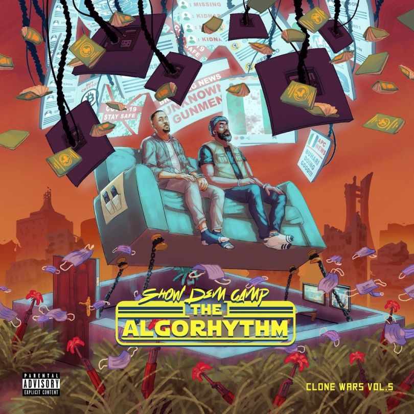 Show Dem Camp – Clone Wars Vol 5 The Algorhythm 1 2