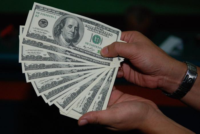 Trading Dollar Amerika