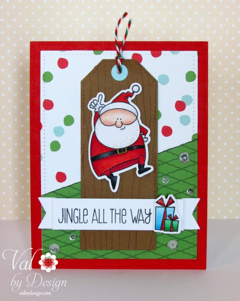 Jingle All The Way ValByDesign