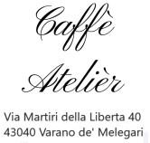 CAFFE ATELIER